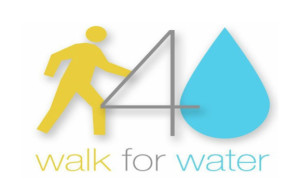 Walk4water logo